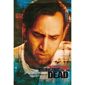Bringing Out The Dead Original Theatrical Movie Poster  Double Sided 27 X40