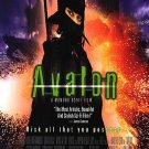 Avalon Dvd Poster  Original Movie Poster  Single Sided 27 X40