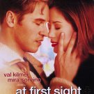 At First Sight Original Movie Poster  Single Sided 27 X40