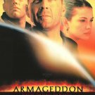 Armageddon International Original Movie Poster  Double Sided 27 X40