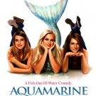 Aquamarine Original Movie Poster  Double Sided 27 X40