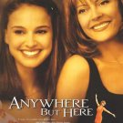Anywhere But Here Original Movie Poster  Single Sided 27 X40