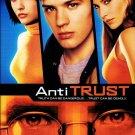 Anti-trust Regular  Original Movie Poster  Single Sided 27 X40
