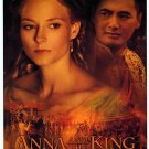 Anna and the King Regular Original Movie Poster  Double Sided 27 X40
