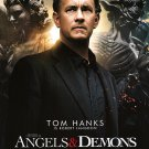 Angels & Demons Regular  Original Movie Poster  Double Sided 27 X40
