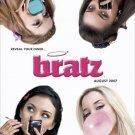 Bratz Advance Original Movie Poster Double Sided 27x40