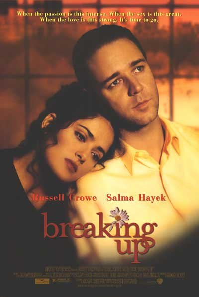 Breaking Up Original Movie Poster Double Sided 27x40