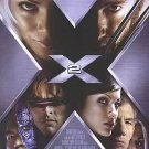 X-Men 2 International Version B Original Movie Poster Double Sided 27x40