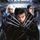 X-Men 2 Dvd Poster Original Movie Poster Single Sided 27x40