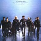 X-Men 2 Regular Version E  Original Movie Poster Double Sided 27x40