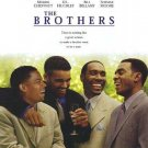 Brothers Original Movie Poster Double Sided 27x40