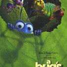 A Bug's Life Version A Original Movie Poster  Double Sided 27 X40