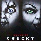Bride of Chucky Original Movie Poster Single Sided 27x40