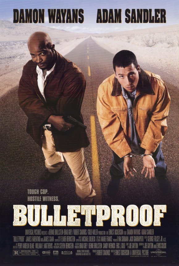 Bulletproof Original Movie Poster Single Sided 27x40