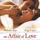 An Affair of Love Original Movie Poster Single Sided 27x40