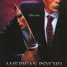 American Psycho Original Movie Poster Single Sided 27 X40