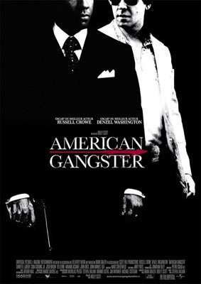 American Gangster Original Movie Poster Single Sided 27 X40