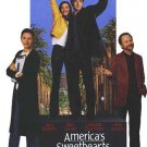 America's Sweethearts Original Movie Poster Double Sided 27 X40