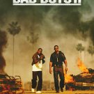 Bad Boys II regular  Original Movie Poster Double Sided 27 X40