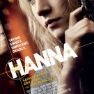 Hanna Original Movie Poster  Double Sided 27 X40
