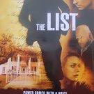 List   Dvd Poster Original Movie Poster Single Sided 27x40
