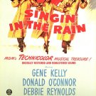 Singin' In The Rain Original Movie Poster  Double Sided 27 X40