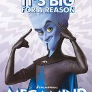 Megamind Advance A Original Movie Poster  Double Sided 27 X40