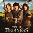 Your Highness  Original Movie Poster  Double Sided 27 X40
