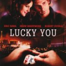 Lucky You Original Movie Poster  Double Sided 27 X40