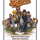 Bad News Bears Original Movie Poster Double Sided 27x40