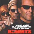 Bandits Original Movie Poster Single Sided 27x40