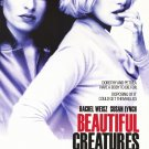 Beautiful Creatures Single Sided Original Movie Poster 27x40
