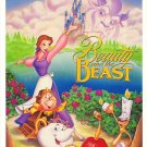 Beauty and the Beast Regular Single Sided Original Movie Poster 27x40