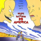 Beavis and Butt Head Double Sided Original Movie Poster 27x40