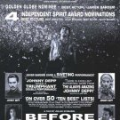 Before Night Falls Academy  Double Sided Original Movie Poster 27x40
