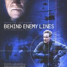 Behind Enemy lines Intl  Double Sided Original Movie Poster 27x40