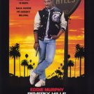Beverly Hills Cop II Movie Poster Single Sided Orig 27x40