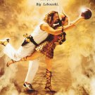 Big Lebowski Double Sided Original Movie Poster 27x40
