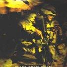 Black Hawk Down Advance Double Sided Original Movie Poster 27x40