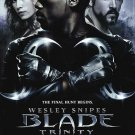 Blade III Trinity Regular Double Sided Original Movie Poster 27x40