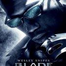 Blade III Trinity Advance Double Sided Original Movie Poster 27x40