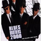 Blues Brothers 2000 Double Sided Original Movie Poster 27x40