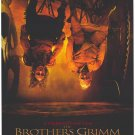 Brothers Grimm Two Guys  Double Sided Original Movie Poster 27x40
