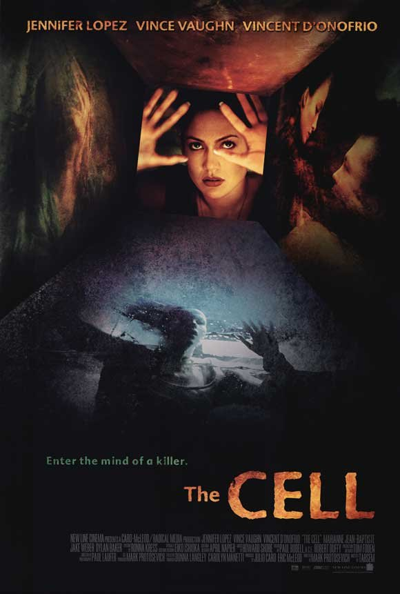 Cell Regular Single Sided Original Movie Poster 27x40
