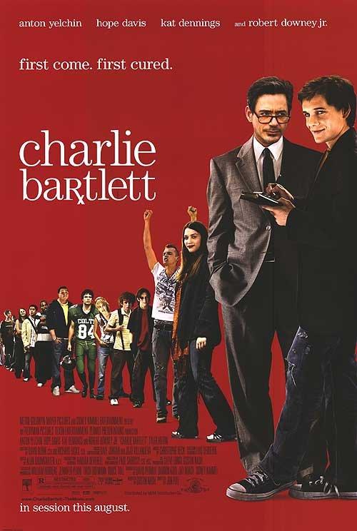 Charlie Bartlett Regular Single Sided Original Movie Poster 27x40