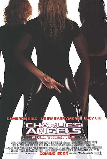 Charlie's Angel 2 Regular   Double Sided Original Movie Poster 27x40