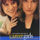 Career Girls Single Sided Original Movie Poster 27x40