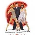 Chicago Academy Award Original Movie Poster Single Sided 27x40