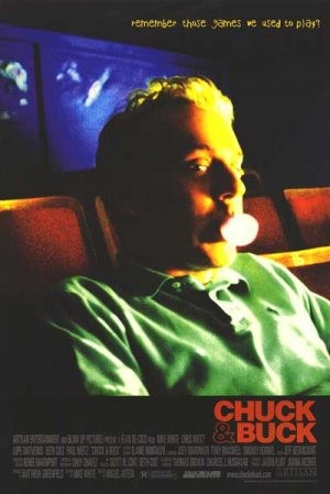 Chuck and Buck Original Movie Poster 27 X40 Double Sided