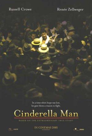 Cinderella Man Regular Original Movie Poster Double Sided 27x40
